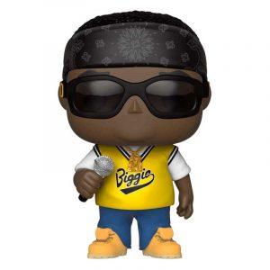 Funko Pop! Notorious B.I.G. in jersey