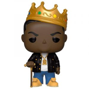 Funko Pop! Notorious B.I.G. with Crown