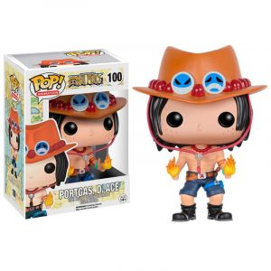 Funko Pop! Portgas D. Ace [One Piece]