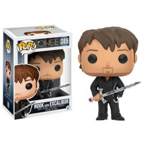 Funko Pop! Hook (Con Excalibur) [Once Upon A Time]