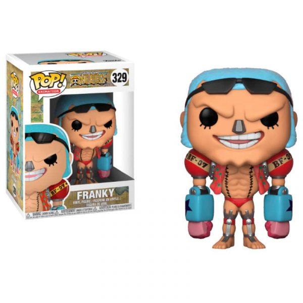 Figura POP One Piece Franky