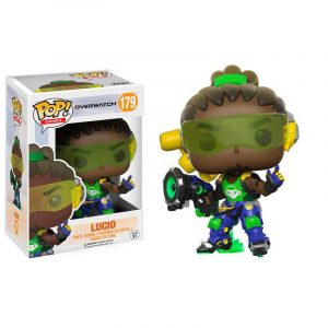 Funko Pop! Lucio [Overwatch]