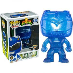 Funko Pop! Power Rangers Blue Ranger Morphing Exclusivo