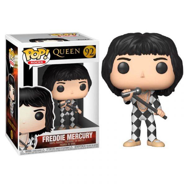 Figura POP Queen Freddie Mercury