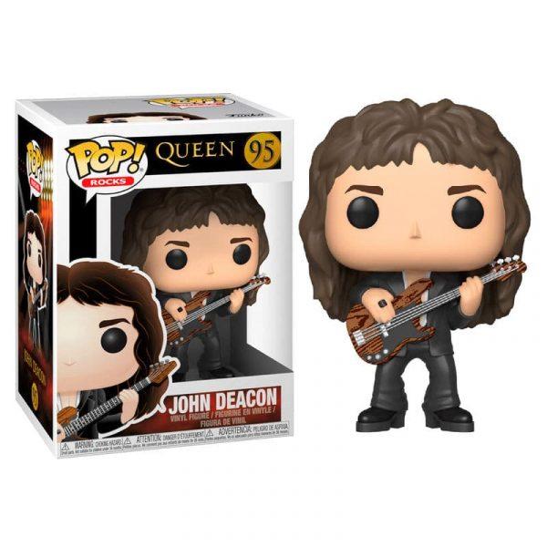 Figura POP Queen John Deacon