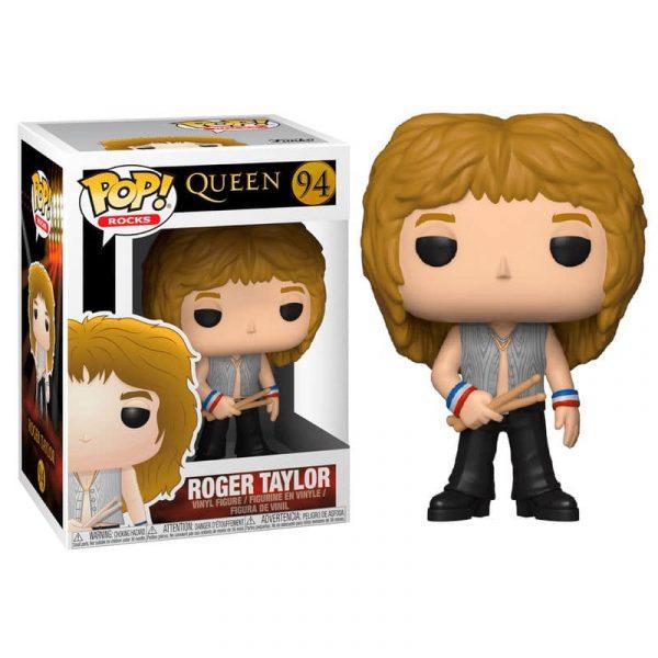 Figura POP Queen Roger Taylor