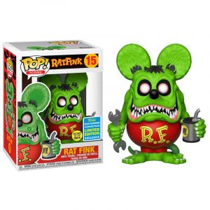 Funko Pop! Rat Fink Glow Exclusive SDCC