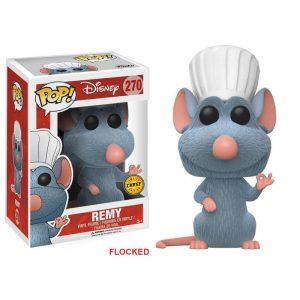 Funko Pop! Ratatouille Remy flocked chase