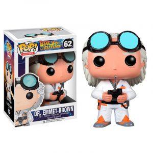 Funko Pop! Dr. Emmet Brown [Regreso al futuro]