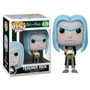 Funko Pop! Teacher Rick [Rick and Morty]