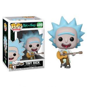 Funko Pop! Tiny Rick [Rick and Morty]
