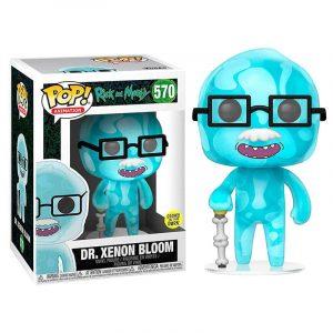 Funko Pop! Dr. Xenon Bloom GITD [Rick and Morty]
