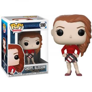 Funko Pop! Cheryl Blossom Exclusivo (Riverdale)