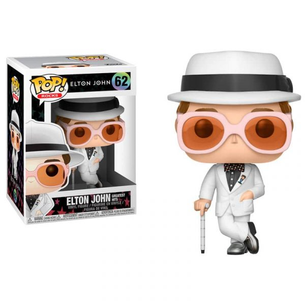 Figura POP Rocks Elton John Greatest Hits
