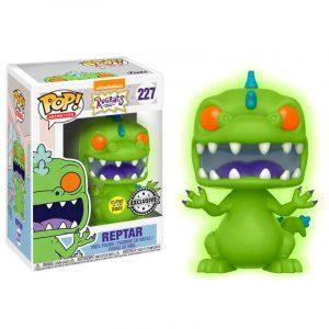 Funko Pop! Rugrats Reptar Glow in the Dark Exclusivo