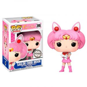Funko Pop! Sailor Moon Chibi Moon [Sailor Moon] Exclusivo
