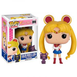 Funko Pop! Sailor Moon & Luna