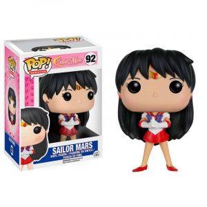 Funko Pop! Sailor Mars [Sailor Moon]