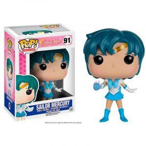 Funko Pop! Sailor Mercury [Sailor Moon]