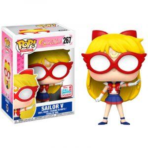 Funko Pop! Sailor V 2017 Fall Convention Exclusivo [Sailor Moon]
