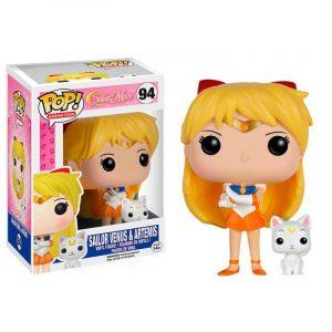 Funko Pop! Sailor Venus & Artemis [Sailor Moon]