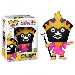 Funko Pop! Witch Doctor [Scooby-Doo]