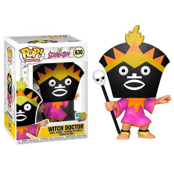 Figura POP Scooby Doo Witch Doctor