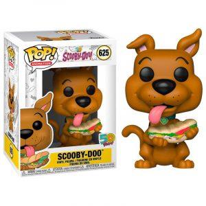 Funko Pop! Scooby Doo (Con Sándwich)