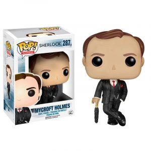 Funko Pop! Mycroft Holmes [Sherlock]