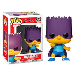 Funko Pop! Bartman [Los Simpsons]