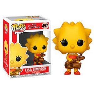 Funko Pop! Lisa Simpson [Los Simpsons]