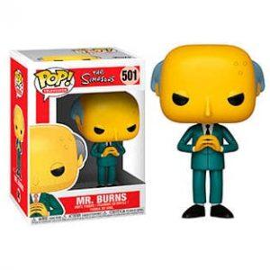 Funko Pop! Mr. Burns [Los Simpsons]