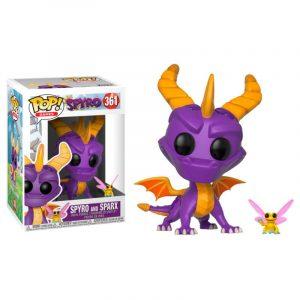 Funko Pop! Spyro & Sparx