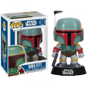 Funko Pop! Boba Fett [Star Wars]