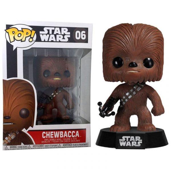 Figura POP Star Wars Chewbacca