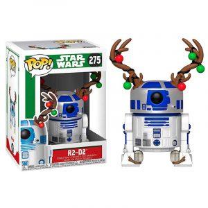 Funko Pop! R2-D2 Holiday (Con cuernos) [Star Wars]