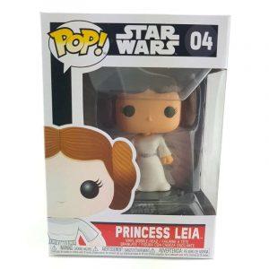 Funko Pop! Princesa Leia [Star Wars]