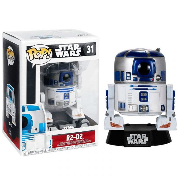 Figura POP Star Wars R2-D2