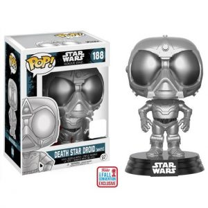 Funko Pop! Star Wars Rogue One Death Star Droid 2017 Fall Convention Exclusivo
