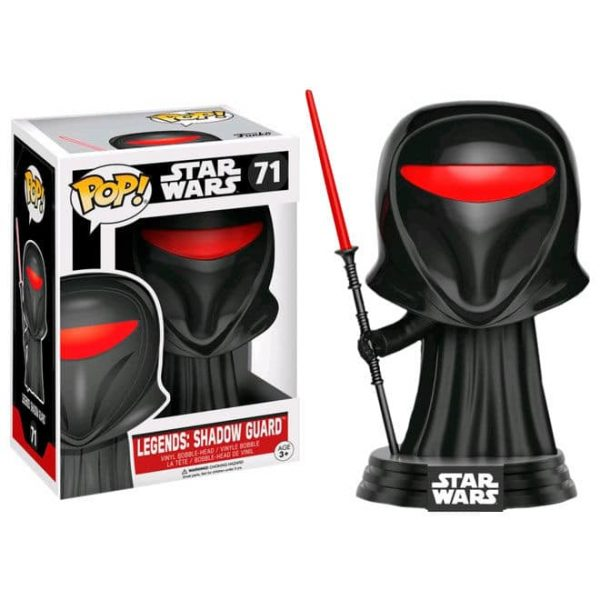 Figura POP! Star Wars Shadow Guard Exclusive