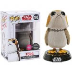 Funko Pop! Porg [Star Wars] Flocked Exclusivo
