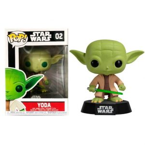 Funko Pop! Yoda [Star Wars]