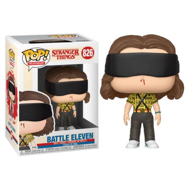 Figura POP Stranger Things 3 Battle Eleven