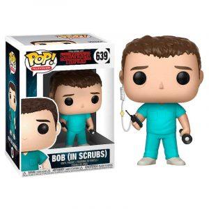 Funko Pop! Bob (in Scrubs) [Stranger Things]