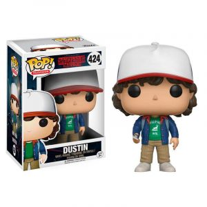 Funko Pop! Dustin (Con Brújula) (Stranger Things)