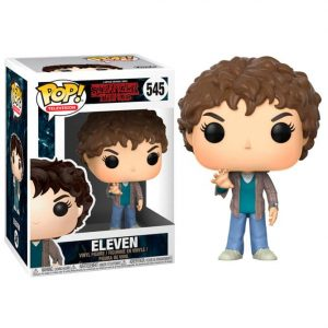 Funko Pop! Eleven (Ropa de calle) [Stranger Things]