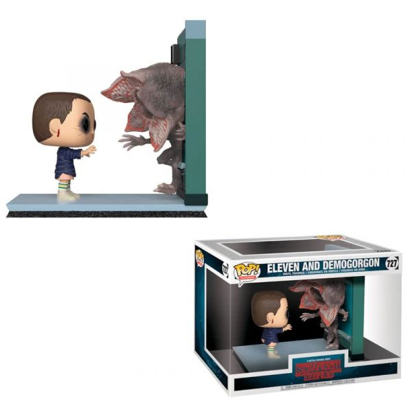 Figura POP Stranger Things Eleven & Demogorgon