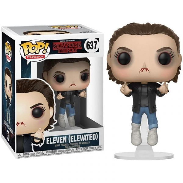 Figura POP Stranger Things Eleven Elevated