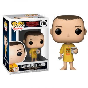 Funko Pop! Eleven (Camiseta de Hamburguesa) [Stranger Things]