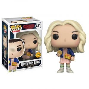 Funko Pop! Eleven (Con gofre) Chase [Stranger Things]
